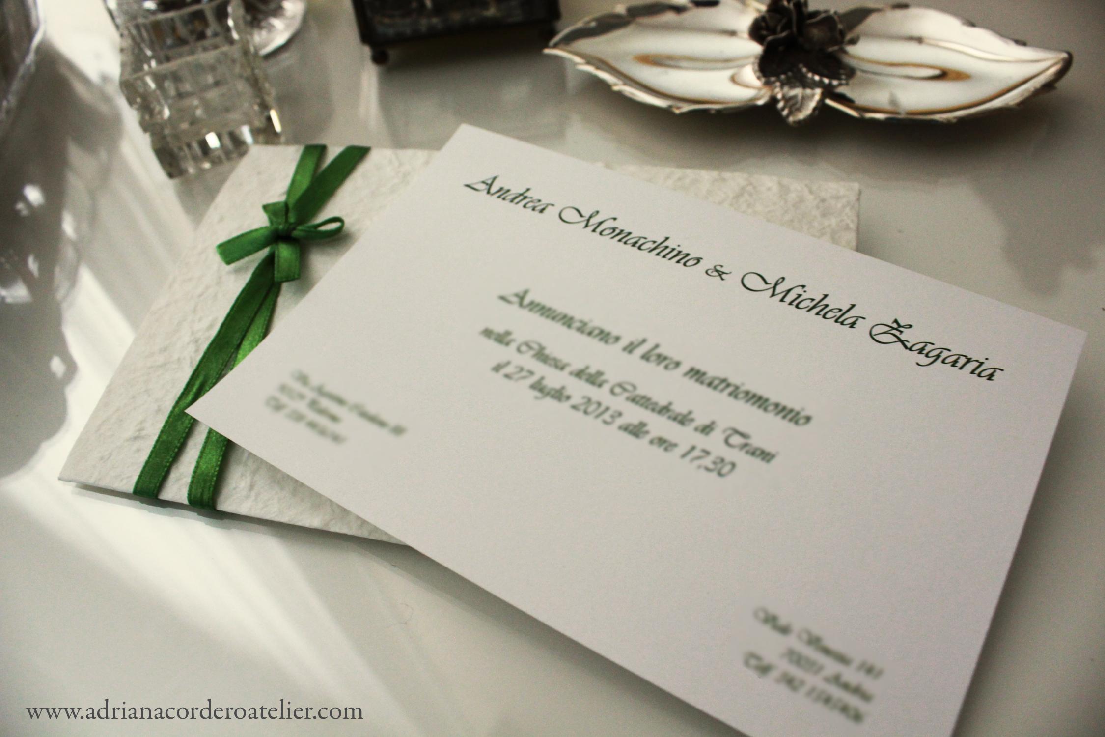 Inviti di nozze siti web immagini for Inviti per matrimonio